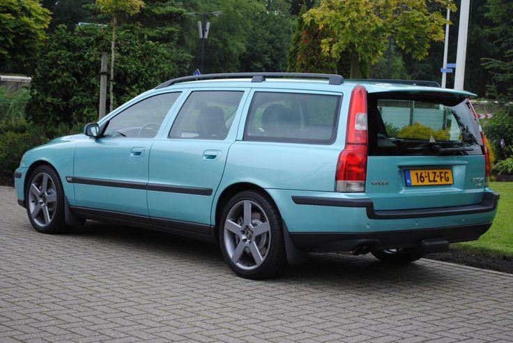Volvo V70R