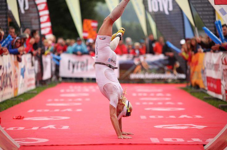 Yvonne Van Vlerken Photos: Challenge Triathlon Walchsee-Kaiserwinkl