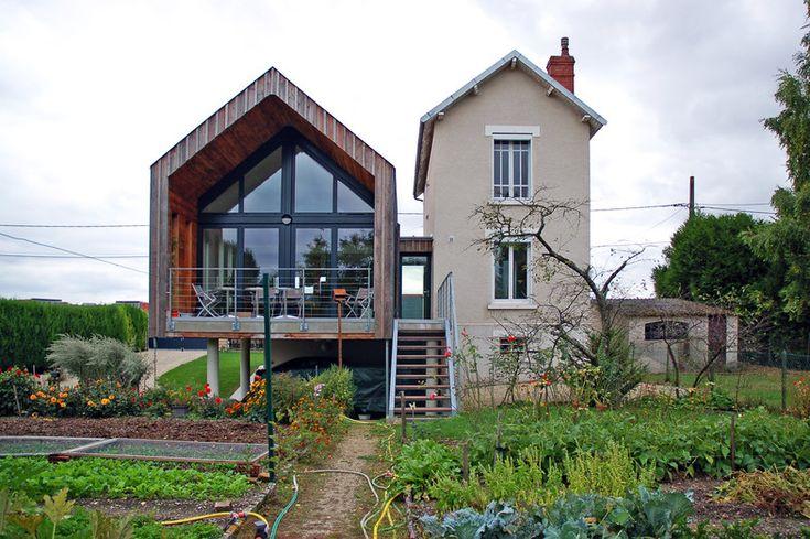 Les 57 meilleures images du tableau Architecture  Rénovation sur - Agrandissement Maison Bois Prix M