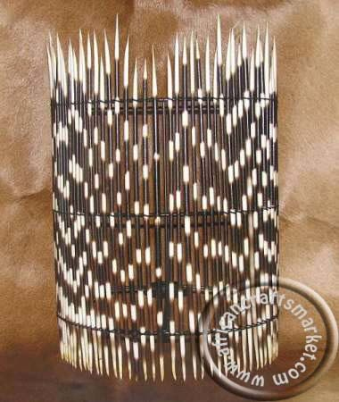 A beautiful African handcrafted wall l& shade that has been crafted with genuine African porcupine quills. The Porcupine quill l& shade quills that are ... & 9 best African lights and lampshades - africancraftsmarket.com ... azcodes.com