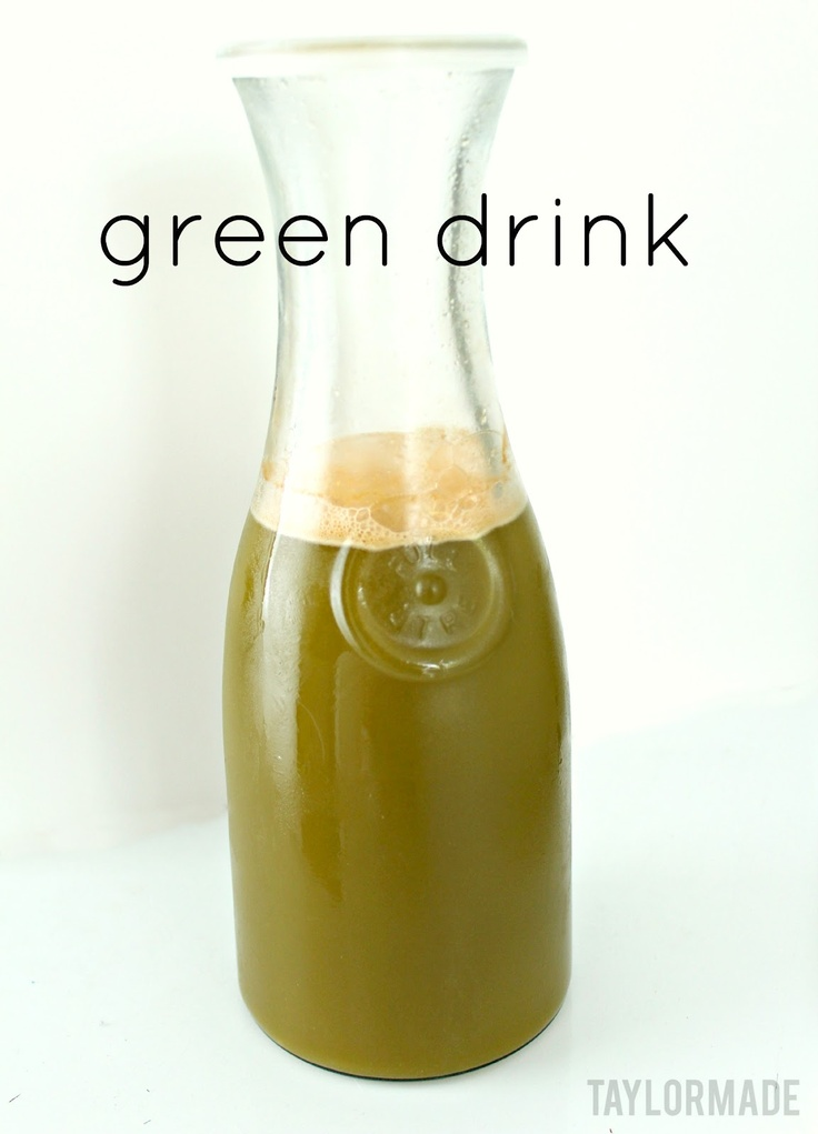 Dr Oz's Green Drink