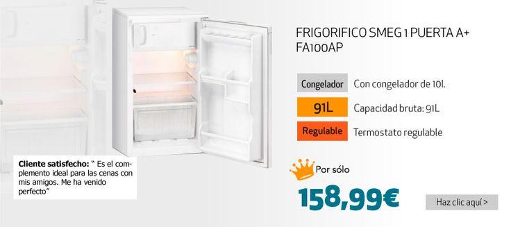 ¿Se te ha estropeado el frigorífico?, ¿estás pensando en cambiarlo?. Porque no te pasas por http://www.andorrafreemarket.com/ para ver las mejores ofertas en #frigoríficos del mercado. Seguro que encuentras lo que buscas.