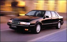 Saab 9000 anniversary edition