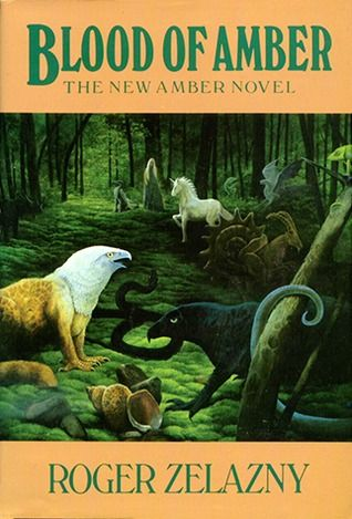 Blood of Amber (The Chronicles of Amber #7) by Roger Zelazny http://www.bookscrolling.com/the-most-award-winning-science-fiction-fantasy-books-of-1987/