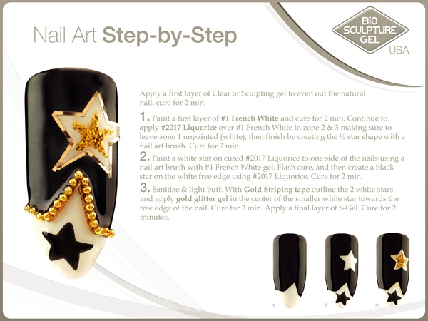 New Year's 2013 step-by-step.