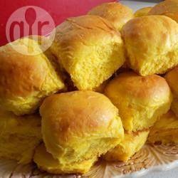 Petits pains moelleux à la courge @ qc.allrecipes.ca