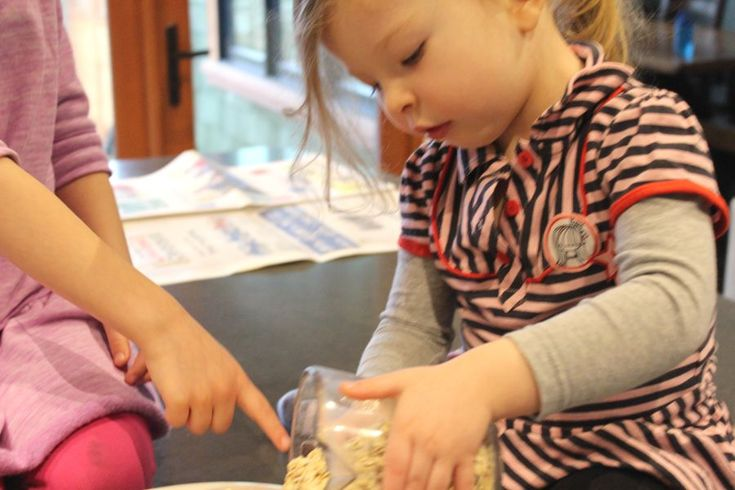 I am a strong advocate for getting kids in the kitchen.  One of my goals as a mother and a dietitian is to raise healthy adventurous eaters.  It's never too early to capitalize on the curious minds and introduce the art of cooking to kids . Sadly, many people lack confidence in the kitchen. Cooking …