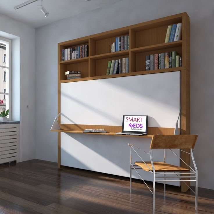 les 25 meilleures id es de la cat gorie lit gain de place. Black Bedroom Furniture Sets. Home Design Ideas
