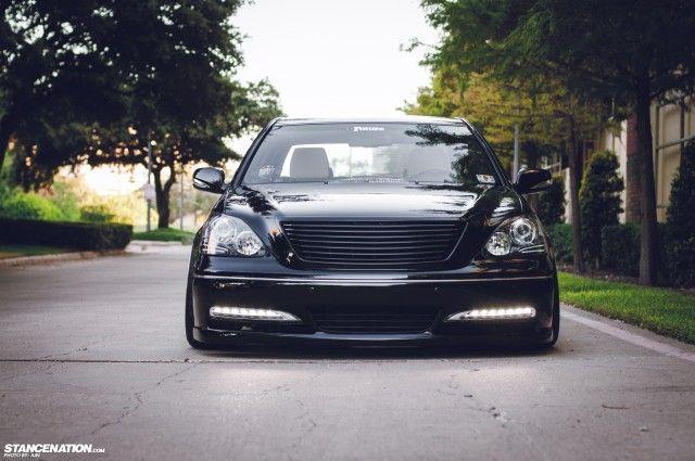 Quality All Around // Gio's Lexus LS430. | StanceNation™ // Form > Function