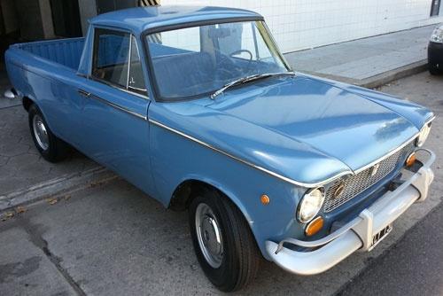 Fiat 1500 Multicarga 1971