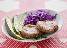 Burger di borlotti con avocado grigliato e cavolo rosso - Tutte le ricette dalla A alla Z - Cucina Naturale - Ricette, Menu, Diete