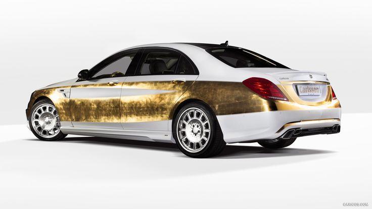 versailles mercedes s class mercedes benz gold rush luxury sports cars ...