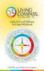 Living Compass Adult Faith and Wellness Participant Workbook (Christian)