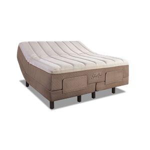 tempurergo grand adjustable bed bases providing unlimited sleep positions u0026 massage perfect match for the tempurcloud luxe breeze - Tempurpedic Cloud Luxe