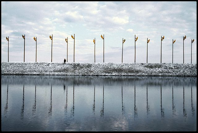 SUSPENDED STEP OF THE STORK - THEO ANGELOPOULOS