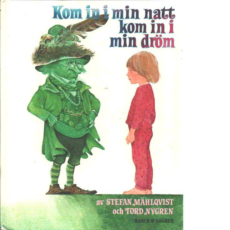Min favoritbarnbok att låna på biblioteket när jag var liten