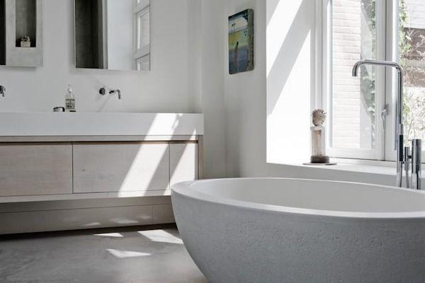 Interior Appartment Bergen by Piet Jan van den Kommer by Jolanda Kruse, via Behance