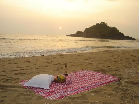 Romance on the Karwar Beach