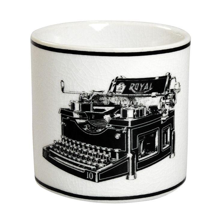 Madras Link Typewriter Pen Caddy