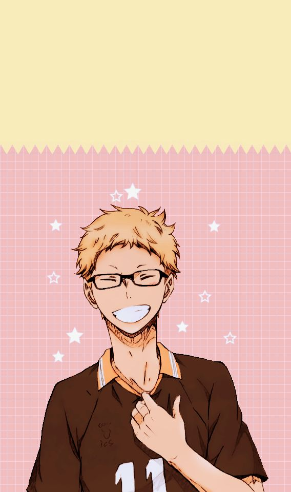 haikyuu!! | Tumblr | oh my gosh is he genuinely smiling this fills me with joy what even where has this been all my life