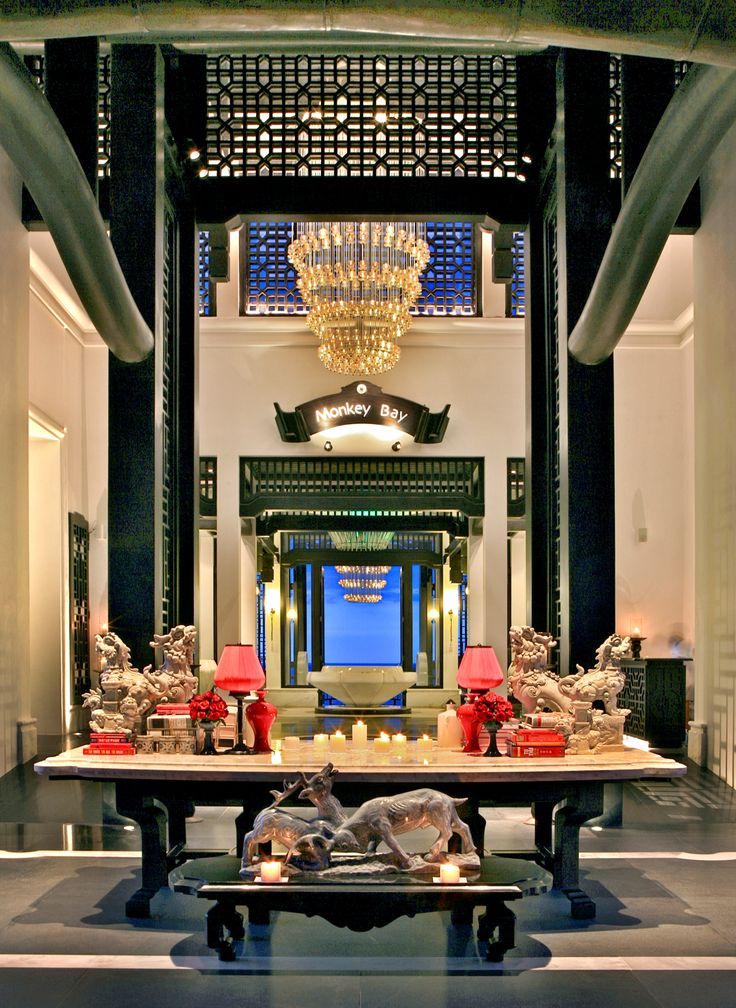 333 best bensley design studio images on pinterest for Design hotel vietnam