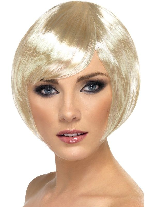 Zmysłowa peruka blond