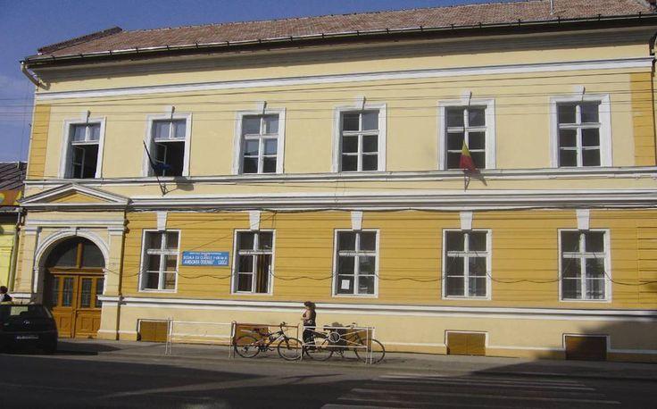 """Școala generală """"Anișoara Odeanu"""", Lugoj"""