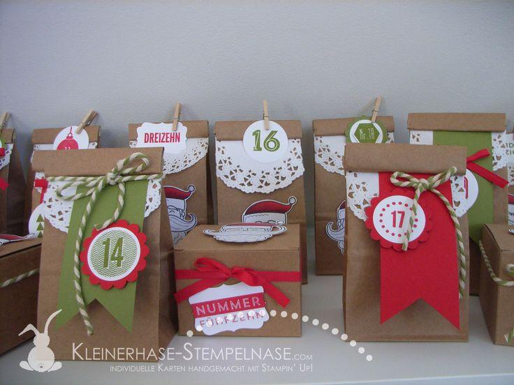 232 besten adventskalender bilder auf pinterest adventskalender weihnachten und december daily. Black Bedroom Furniture Sets. Home Design Ideas