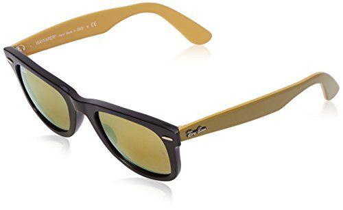 RAY BAN Unisex - Erwachsene 2140 Sonnenbrillen black