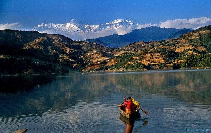 Tsomgo Lake Photo by Thakur Dalip Singh — National Geographic Your Shot