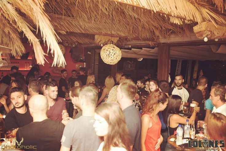 Cocones Beach Bar — Cocones nights:  🌙Tonight TUE.25.07, 22:00  Purple...