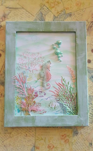 BellesCreations.gr: Seahorse