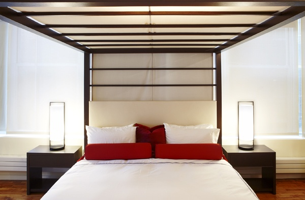 22 best images about custom made beds and nightstands on for High end canopy beds
