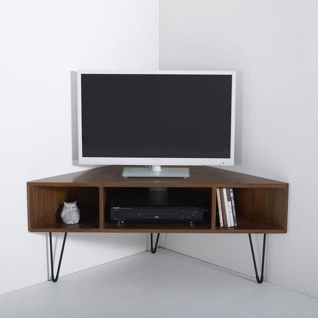 Les 25 meilleures id es concernant meuble tv angle sur for Meubles style provencal avec prix