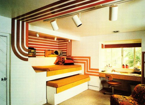158 best 1960s & 1970s Wall Decor images on Pinterest | 1970s, Room ...