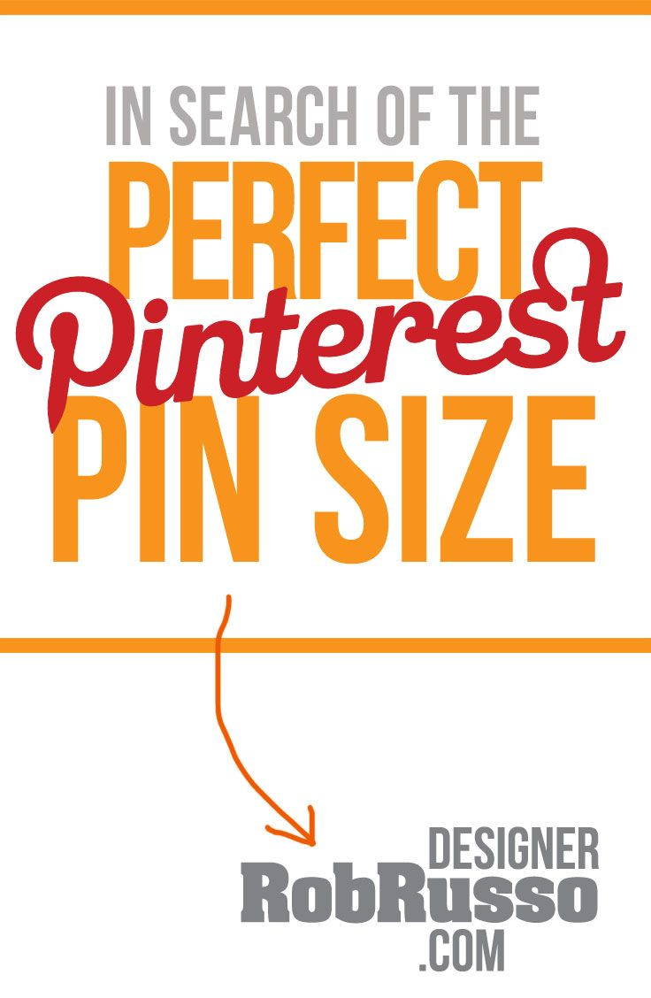 In search of the perfect pinterest pin size look no further check