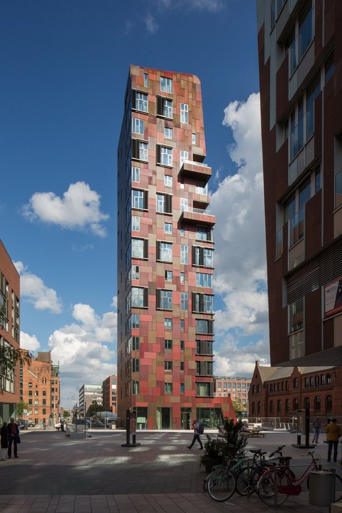Gallery of Cinnamon Tower and Pavilion / Bolles + Wilson - 1