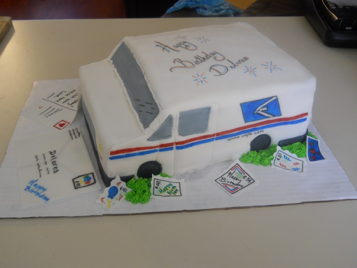 birthday cakes mail