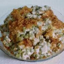 Asparagus-pea Casserole on BigOven: Easy, delicious side dish!