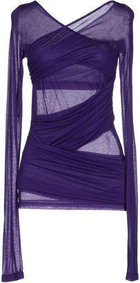VERSACE JEANS T-shirts - Shop for women's T-shirt - Purple T-shirt