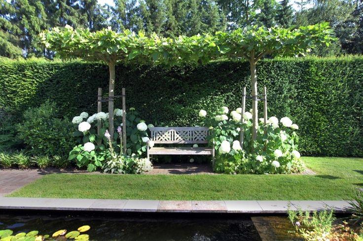 Binnenkijken in een strakke maar gezellige tuin - Het Nieuwsblad
