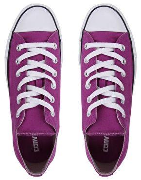 #Converse - Tartan - Chaussures basses à double languette #TravelBright