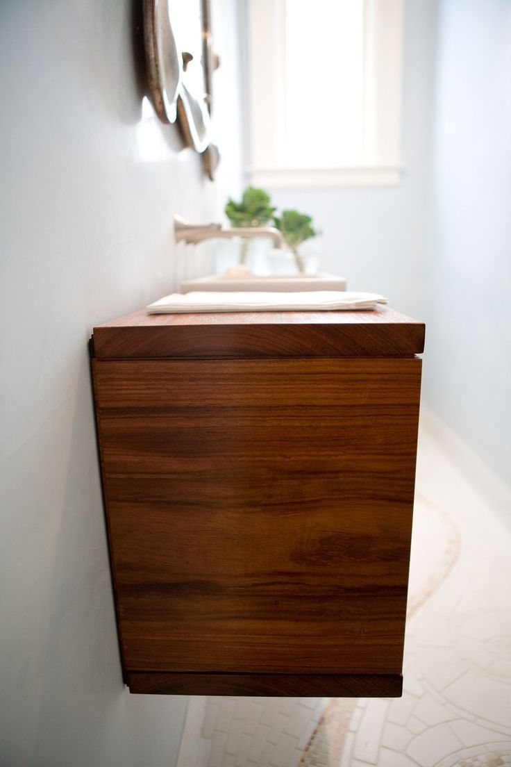 images of small powder rooms   Small and Elegant Powder Room Design   DigsDigs