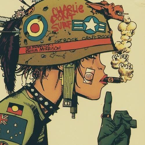 Tank Girl Jamie Hewlett