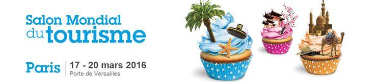 """Propriétaires de Maisons d'Hôtes, Gîtes, Meublés de Tourisme & Hébergement Insolites ne manquez pas  """"LE SALON MONDIAL DU TOURISME DE PARIS"""" qui se déroulera du 17 MARS au 20 MARS 2016 à la Porte de Versailles.  A cette occasion le Portail http://www.trouverunechambredhote.com vous propose de bénéficier d'une PROMOTION EXCEPTIONNELLE SUR SON TARIF D'INSCRIPTION, pour en bénéficier il suffit de nous contacter par mail à l'adresse : SceClients@trouverunechambredhote.com"""