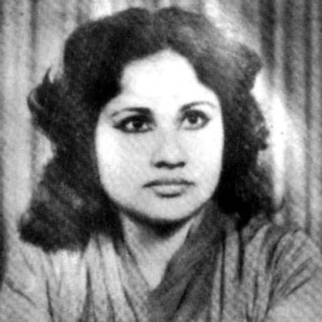 Poet Sara Shagufta (Pakistan), featured on PI in November 2013. Image © Author