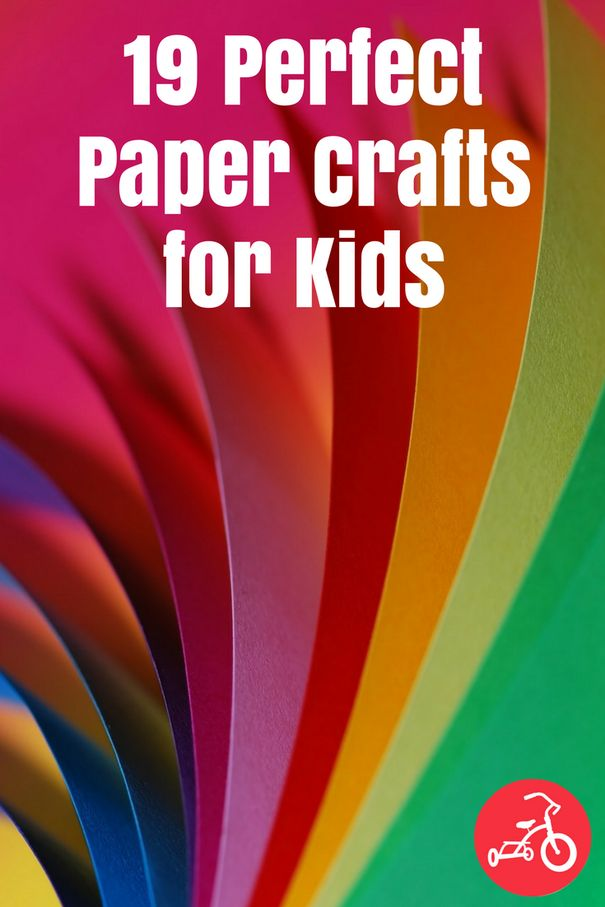 19 Amazing and Easy Paper Craft Ideas for Kids