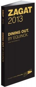Whether you're an Equinox member or not, the gym just made finding a healthy spot to nosh at as easy as turning a page. That's because they've teamed up with Zagat to create Zagat's Dining Out. By Equinox. It's a health-conscious Zagat guide highlighting restaurants located near the 58 Equinox locations in cities like New [...]