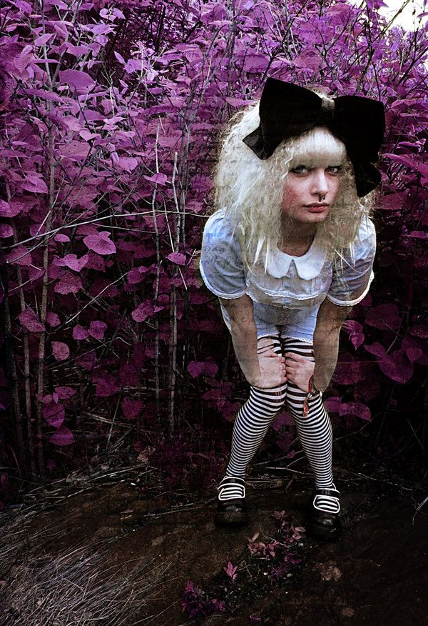 Twisted Alice in Wonderland I by ~RadiioactivePhoto on ...