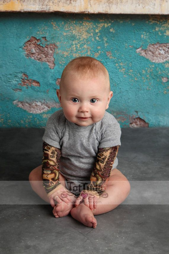 Hey, I found this really awesome Etsy listing at https://www.etsy.com/listing/162161109/gray-bodysuit-onesie-born-to-be-wild